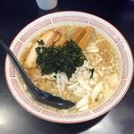 ヘルズキッチン - 燕三条煮干麺 780円