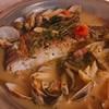 ばりお食堂 - 料理写真:真鯛のアクアパッツァ