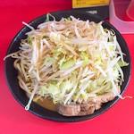 麺屋小十郎 - 料理写真:味噌ラーメン 大 野菜増し 850円