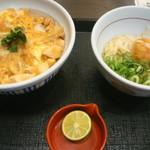 なか卯 - 料理写真:料理