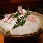 魚匠 銀平 - ☆お造り盛り合わせ(●^o^●)☆