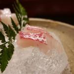 魚匠 銀平 - ☆もっちり鯛(^u^)☆