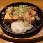 黒船屋 - 豆腐ステーキ