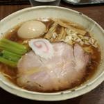 72137532 - 味玉醤油らーめん(880円)