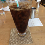 成田専蔵珈琲店 - アイスコーヒー
