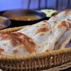 食堂インド - 料理写真:ナン