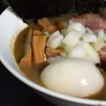 72139830 - 煮干豚骨らぁ麺