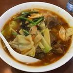 中国料理 福興 - 四川風ラーメン