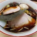 らーめん髙○ - 料理写真:醤油らーめん 700円