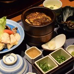 まるや本店 - 料理写真:名古屋コーチンの西京焼き御膳