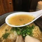 長田屋 - オマール海老スープ