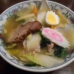 山形五十番飯店 - 五目ラーメン 780円