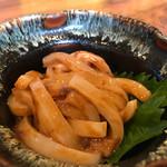 味くらべ - 料理写真:イカの塩辛