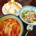北海道くらし百貨店 - アシカのスープカレー!