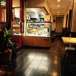 カフェ アグリーダック  - 店内