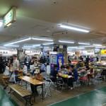 釧路和商市場 -