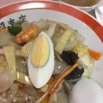 東留 - 料理写真:中華丼