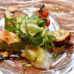 SETTE COLLI - 前菜の盛り合わせ