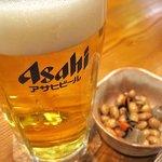 カツと定食の店 藤竹 - ほろ酔いセット2