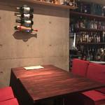 cafe La CUCINA - お席もゆったり♪
