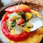 マーロウ - 夏野菜のキッシュ