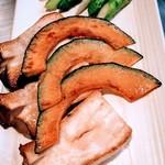 72154762 - 旬の焼き野菜