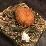 魚専門居酒屋 ころすけ - カニ味噌クリームコロッケ