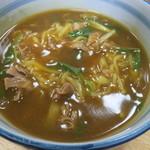 おかる - 肉カレー中華