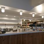 ウィークエンダーズコーヒー オール ライト - カウンター(17-08)