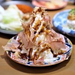 うどん酒場 香川一福 - 自家製ポテトサラダ 大阪味