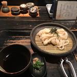 山元麺蔵 - ざるうどん 生姜が美味しいです