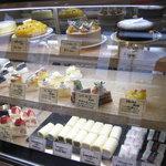 ダンジュ - 可愛いケーキ達