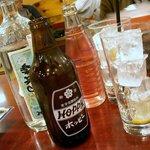加賀屋 - 金宮720mlのボトル&ホッピーバイス