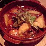 だいにんぐ dorami - 洋風牛すじトマト煮込み 一人占めしたい!