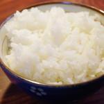 焼肉ひび屋 - ライス(中)