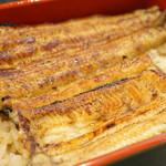 鰻家 - 料理写真:うな重(松・3250円)