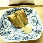 懐石料理 桝田 - 穴子寿司