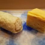 甚六鮨 - 稲荷 卵