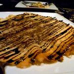 トラットリア・コルテーゼ - 豚足のバリバリオーブン焼き