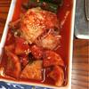焼肉・明洞館 - 料理写真:キムチ盛り合わせ