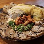 韓国家庭料理 済州 - 白キムチボッサム
