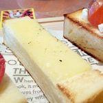 町なかファームカフェ - 「チーズトースト」