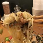 鶏ポタ ラーメン THANK - 冷やしトロロSOBA