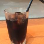 和創作 RAFUE 楽風絵 - 食後のアイスコーヒー通常100円