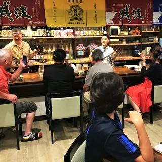 毎日開催、三線ライブ♪飛び入り参加もOK!沖縄の風を名古屋へ
