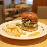 レイヤーズ - ベーコンバーガー + チーズ + アボガド☆