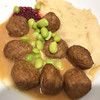 IKEAレストラン - 料理写真:スウェーデンミートボール