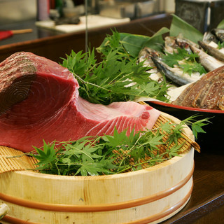 地元の食材や季節の味覚を!新鮮で上質なものに拘った本格和食