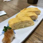 山源 - 料理写真:出汁巻き玉子