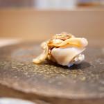 代官山 鮨 たけうち - 煮蛤